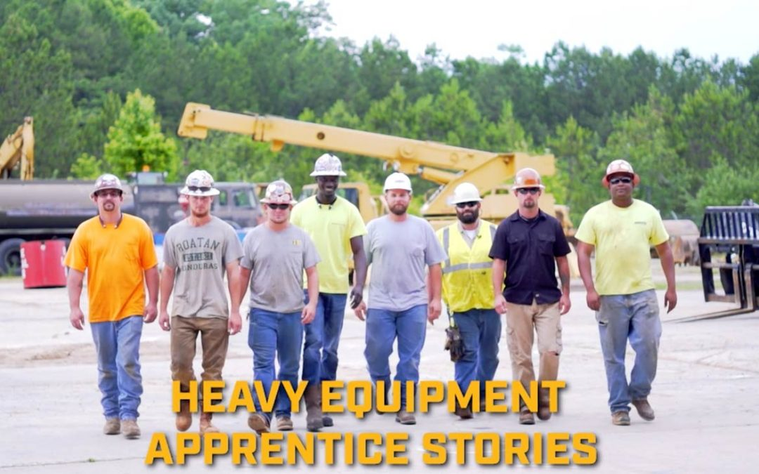 Heavy Equipment Apprentice Stories